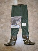 Vintage Converse Hodgman Fishing Rubber Tall Overalls Boots Size 10 Boot 1950s
