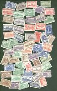 Set 1901 Pan American Exposition All 100 Diff Cinderella Stamp S Am Expo Labels