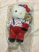 Sanrio Hello Kitty Itand039s So Cute. Osaka Story Plush Toy Limited Edition Few There