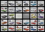 Old Dealer Auto Poster Prints - Dodge Scat Pack - Plymouth Rapid Transit System