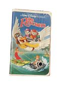Disney Black Diamond The Rescuers Vhs - Rare. Limited. Vintage. Collectable.