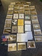 Lot Wwii Era Military West Point Letters Hawaii Photographs - Col Walter Buie