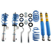 For Vw Golf Gti Beetle Front And Rear Suspension Kit Bilstein B16 Pss 48-158176