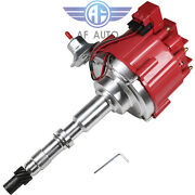 For Amc/jeep 1967-1990 290,304,343,360,390 And 401 Red Hei Distributor W/ 65k Coil