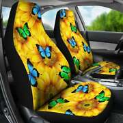 Best Butterfly Car Seat Covers Butterfly Lover Front Car Cover Gift Custom Car