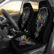 Best Butterfly Feather Car Seat Covers Butterfly Lover Front Car Cover Gift