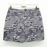 Dance With Dragon Shorts Mickey Black System Secondhand Golf Wear Women And039s
