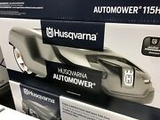 Husqvarna Automower 115h Robotic Lawn Mower With Connect 967951105