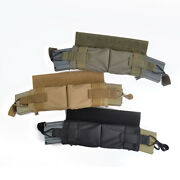 Delustered Crye Cp Side-pull 5.56 Mag Pouch For Avs Cpc Jpc Tw-m059