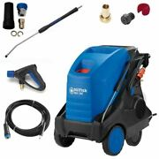 Nilfisk Hot Water Pressure Washer Mh 3m 160 770 Pa 47kw 400v Now 107146905