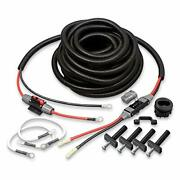 Trac Outdoors Trolling Motor Rigging Kit - For All Boats To Power Up To 36v T...