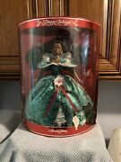 Rare Collectible Barbie Special Edition Happy Holidays 1995. Never Opened
