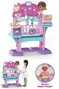 Doc Mcstuffins Baby All In One Nursery Kids Toys Lights And Sounds Stethoscope