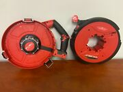 Milwaukee 2873-20 And 48-44-5176 Steel M18 Fuel Angler Base W/ Steel Drum