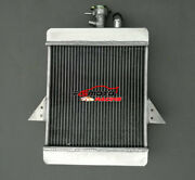 2.75'' Thick Aluminum Alloy Radiator For Triumph Gt6 1966-1973 1967 1968 1969