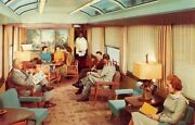The Sun Lounge Club Car On Seaboard Railroad's Silver Meteor Between Ny And Fl