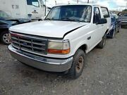 92-96 Ford Bronco Removable Roof Lift Off Cap Top Shell And Quarter Glass 8029300