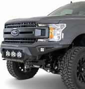 18-c Ford F-150 Bomber Front Bumper W/3 Baja Designs Lp6 Mounts And Dually...