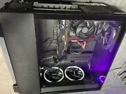 Custom Gaming Pc Black Nzxt Case Used... Excellent Condition