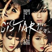 Cd Second Collection Sistar Give It To Me Japan