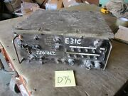 Used Military Radio Rt-246a/vrc Correct For Hmmwv M998 M151 Jeep Etc.