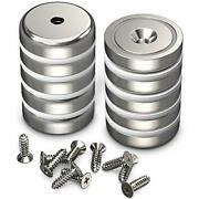 Greatmag Cup Magnets Industrial Strength Round Base Magnets 100 Lbs Holding F...