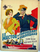 Painting The Town / Glenn Tryon / 1927 / James Craft / Movie Poster/61