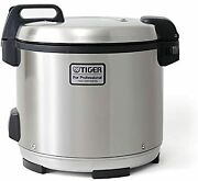 Tiger Thermos Tiger Rice Cooker Stainless Steel Freshly Cooked Rice Coo 1 Sho