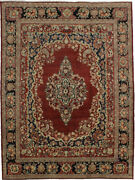 Hand-knotted Antique Traditional 10x14 Vintage Oriental Rug Home Decor Carpet