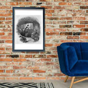 Charles Dickens - Little Dorrit - Story Of The Princess Wall Art Poster Print