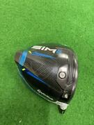 Tour Products Taylormade Sim Driver Head Only