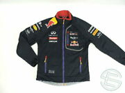 Red Bull Racing 2014 Goods Provided Made Of Pepe Jeans Windstopper Soft-shell