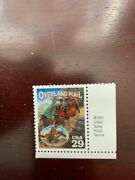 Us Scott 1994 29c, Overland Mail, Sngl Stamp From Legends Of The West