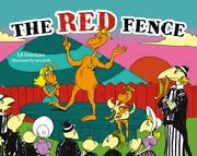 The Red Fence By Ed Damiano English Hardcover Book Free Shipping