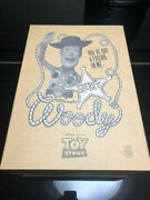 Rare Toy Story Ultimate Woody Non-scale Action / Figure Anime From Japan