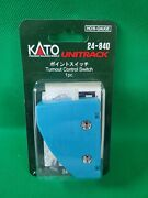 Kato 24-840 N/ho Scale Turnout Control Switch