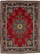 Vintage Floral Traditional Red 10x13 Classic Oriental Area Rug Home Decor Carpet
