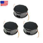 Srm-225 3 Pack High Quality String Trimmer Head For Speed Feed 400 Echo Srm-230