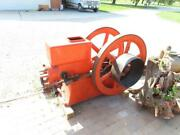 Large Antique Economy 7 Hp Hit And Miss Gas Engine