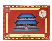 Disney Castle Collection Mulan Imperial Palace Light Up Figurine 3/10