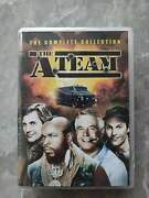 The A-team Complete Collection New Sealed Complete Series Seasons 1-5