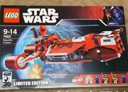 Lego Star Wars Republic Cruiser 7665 In 2007 Retired New From Japan