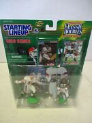 1998 Starting Lineup Classic Doubles Dick Butkus And Junior Seau