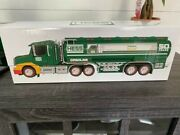 Hess 1964-2014 50th Year Anniversary Toy Truck And Tanker Collectible