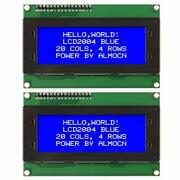 Almocn 2 Pack Iic I2c Twi Serial 2004 20x4 Lcd Display Module With I2c Interf...