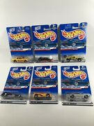 Hotwheels 2000 First Additions Lot Of 6 67 Charger Roll Cage Vulture Shoe Box