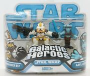 Star Wars Galactic Heroes Jedi Aayla Secura And Clone Commander Bly