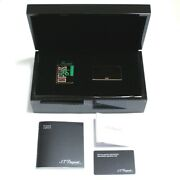 S.t.dupont Fuente Opus X 25th Anniversary Collaboration Line 2 Lighter
