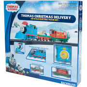 Bachmann 00755 Thomas Christmas Delivery And Friends Electric Train Set Ho Scale