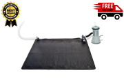 Solar Heater Mat For Above Ground Swimming Pool, 47in X 47in